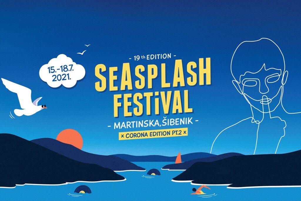 19 SeaSplash Festival w Szybeniku 15-18 lipca 2021